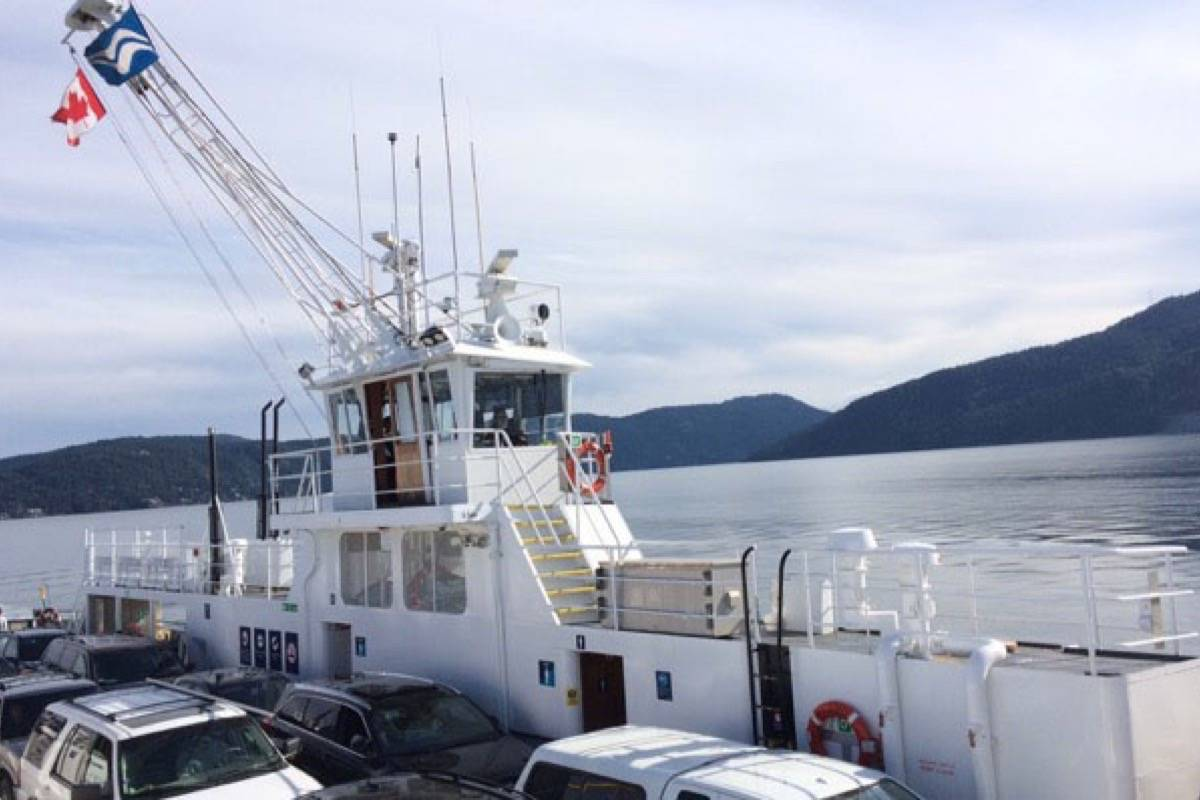 ELECTION 2017: Parties look to change B.C.'s ferry system
