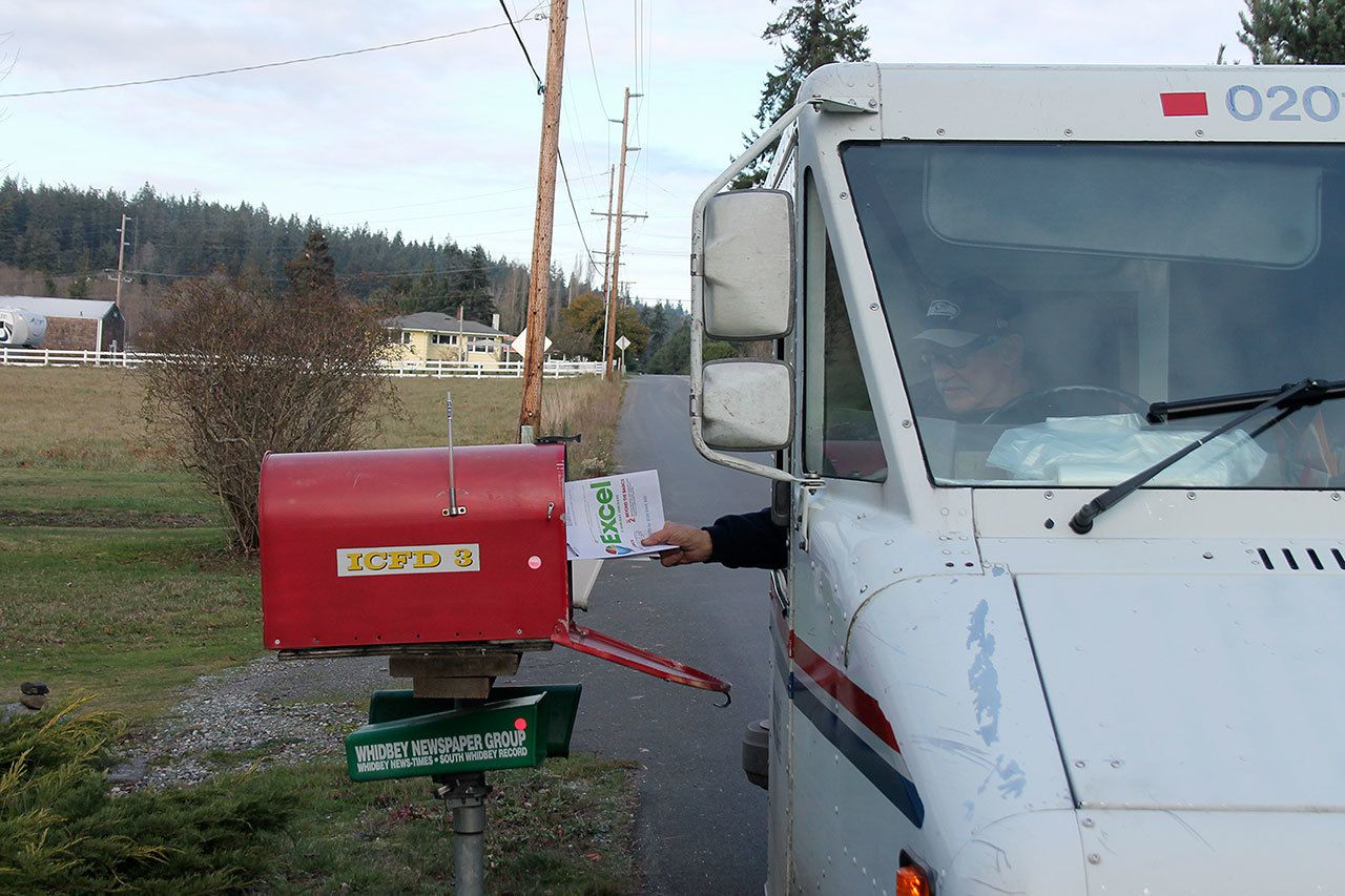 Hundreds of pieces of stolen mail from across the province have been recovered after an arrest on Vancouver Island. (Black Press file photo)