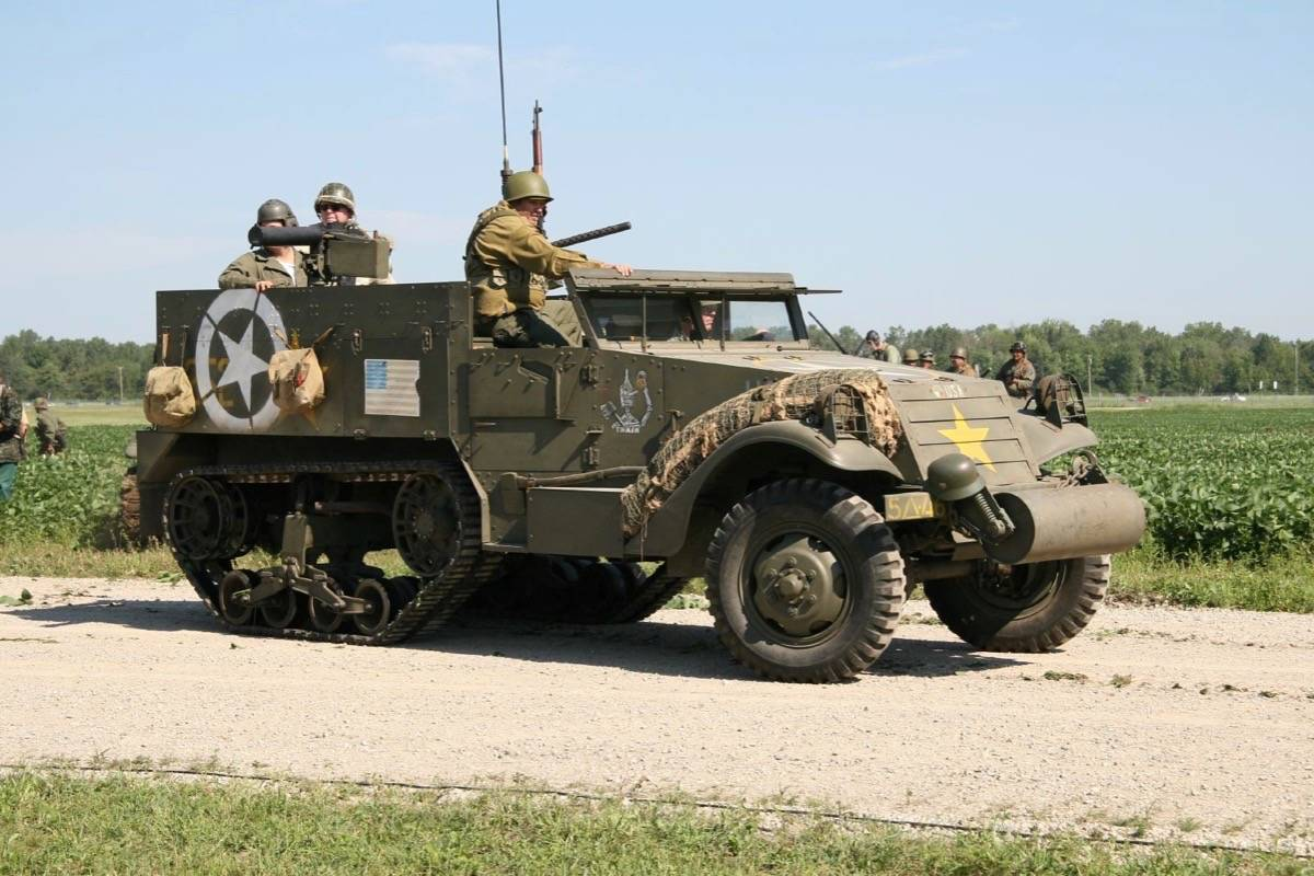 Cloverdale Legion open house to have vintage vehicles, obstacle course