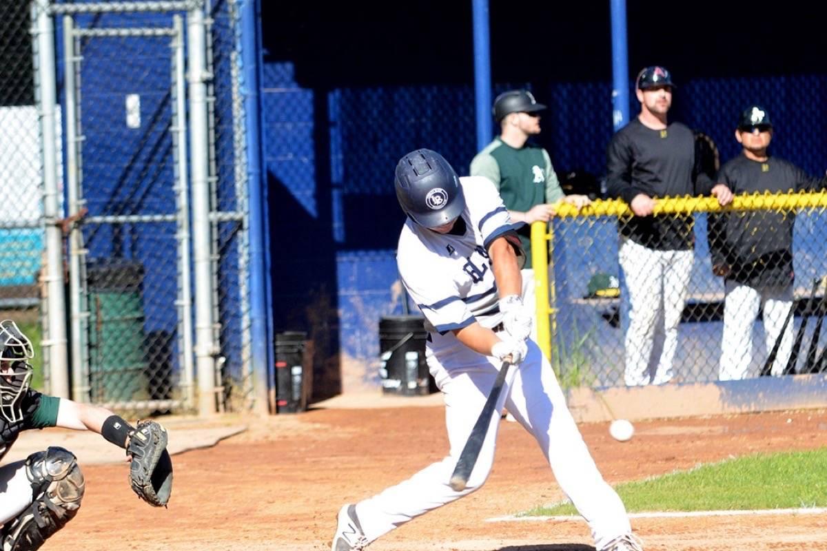 Blaze bats lead way to decisive doubleheader sweep