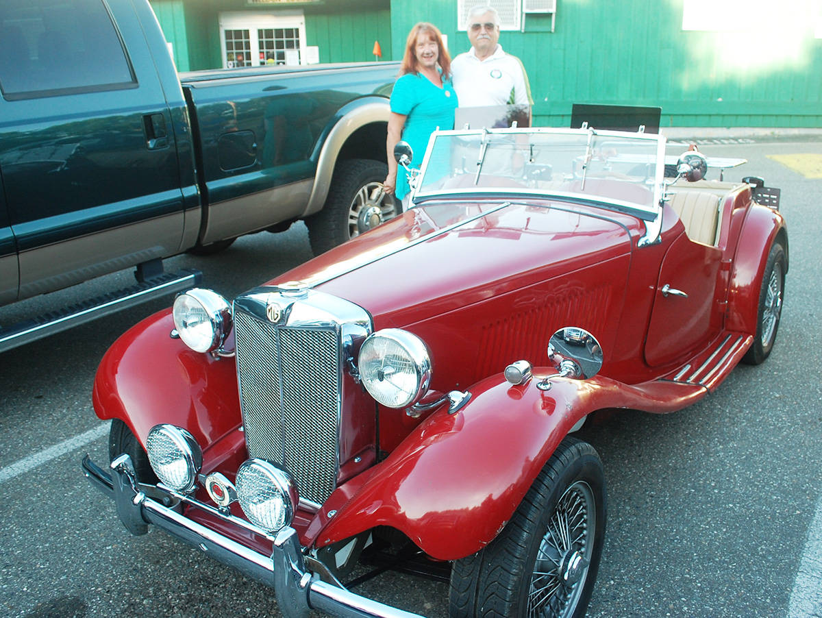 Aldergrove 'perfect fit' for 2017 Goodtimes Cruise-In