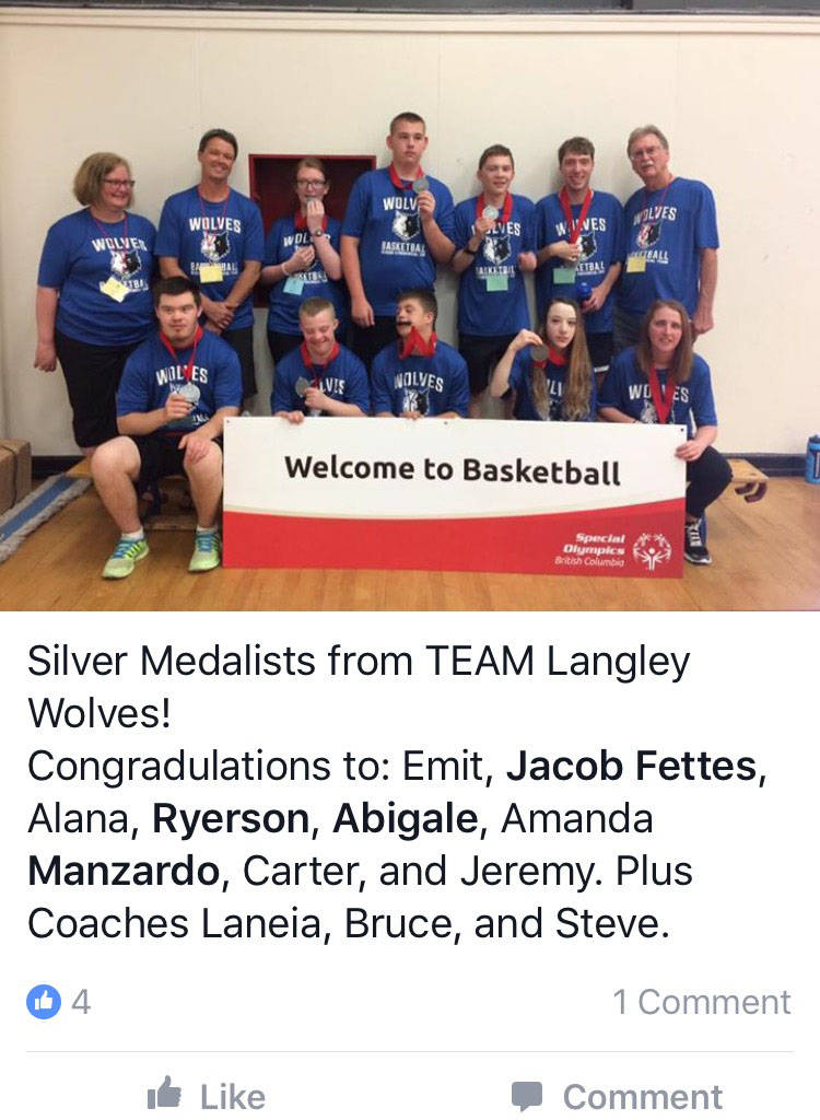 Langley athletes, coaches shine at Special Olympics BC Summer Games in Kamloops