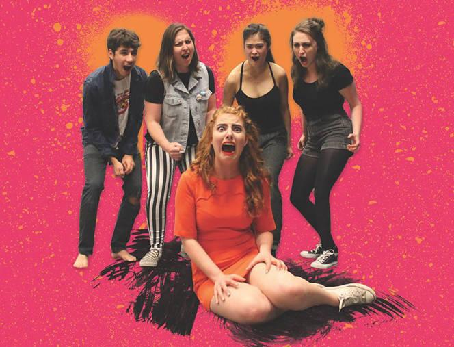 Girls! Girls! Girls! runs nightly until July 29 at Havana Theatre in Vancouver.
