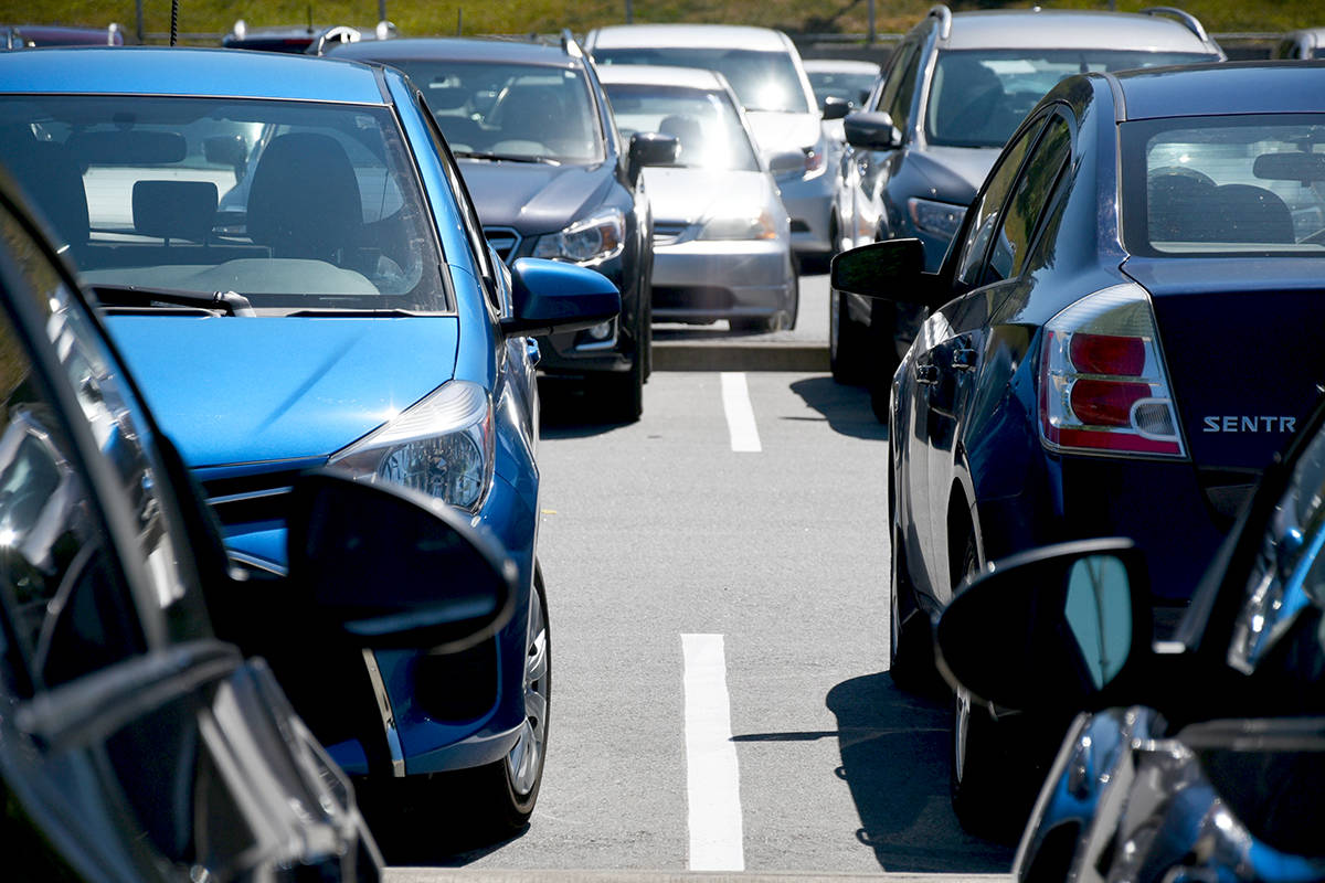 Residents living near Langley Memorial Hospital, the Langley Events Centre and the Carvolth Exchange could see new time-restricted parking stalls added in the future, as the Township begins tightening up parking management in high-demand areas. Miranda Gathercole Langley Times