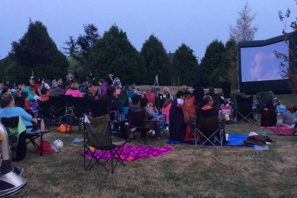 EVENT GUIDE: Cloverdale's free outdoor summer movie schedule