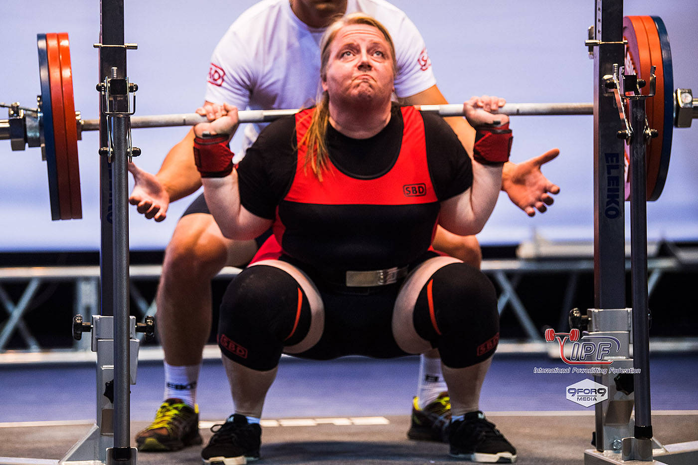 Silver lining for Langley powerlifter at world championship