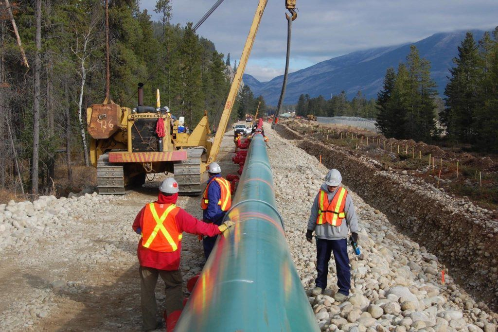 B.C. government to outline next steps on Trans Mountain pipeline