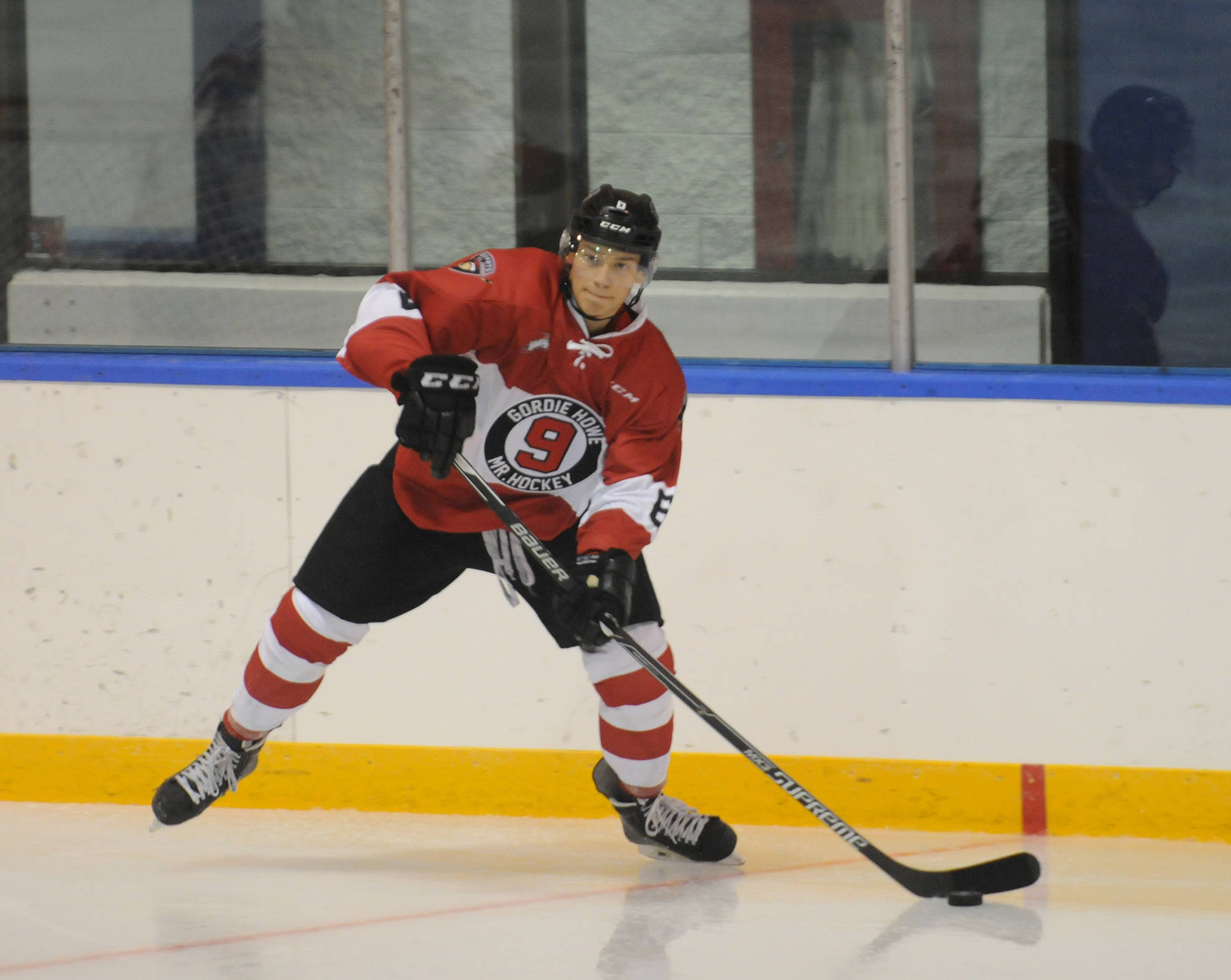 Dylan Plouffe is among the 58 players at Vancouver Giants training camp. Gary Ahuja Langley Times file photo