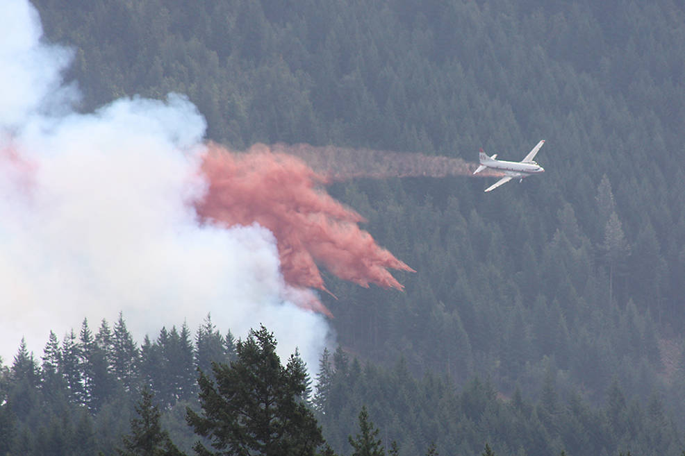 B.C. wildfires to burn into 2018