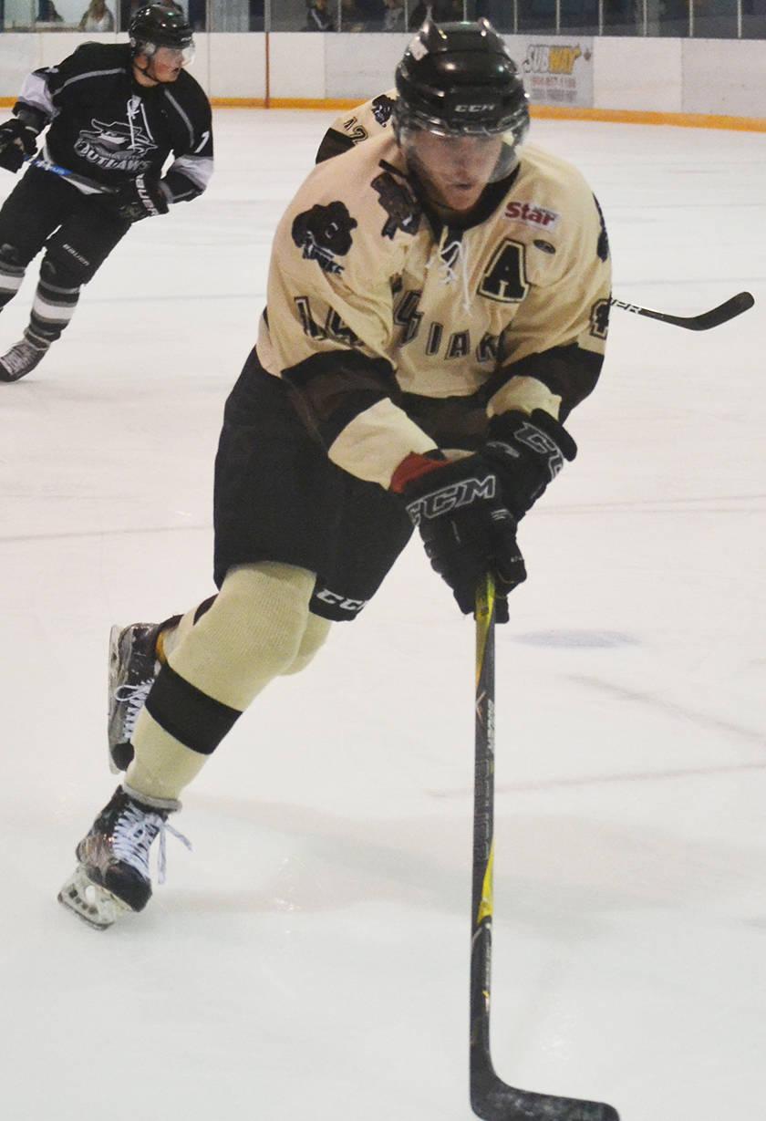 Kodiaks open junior hockey season with 5-3 win