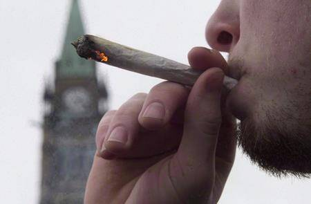 Ottawa to stay clear of provincial pot plans