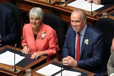 B.C. government to release first budget update