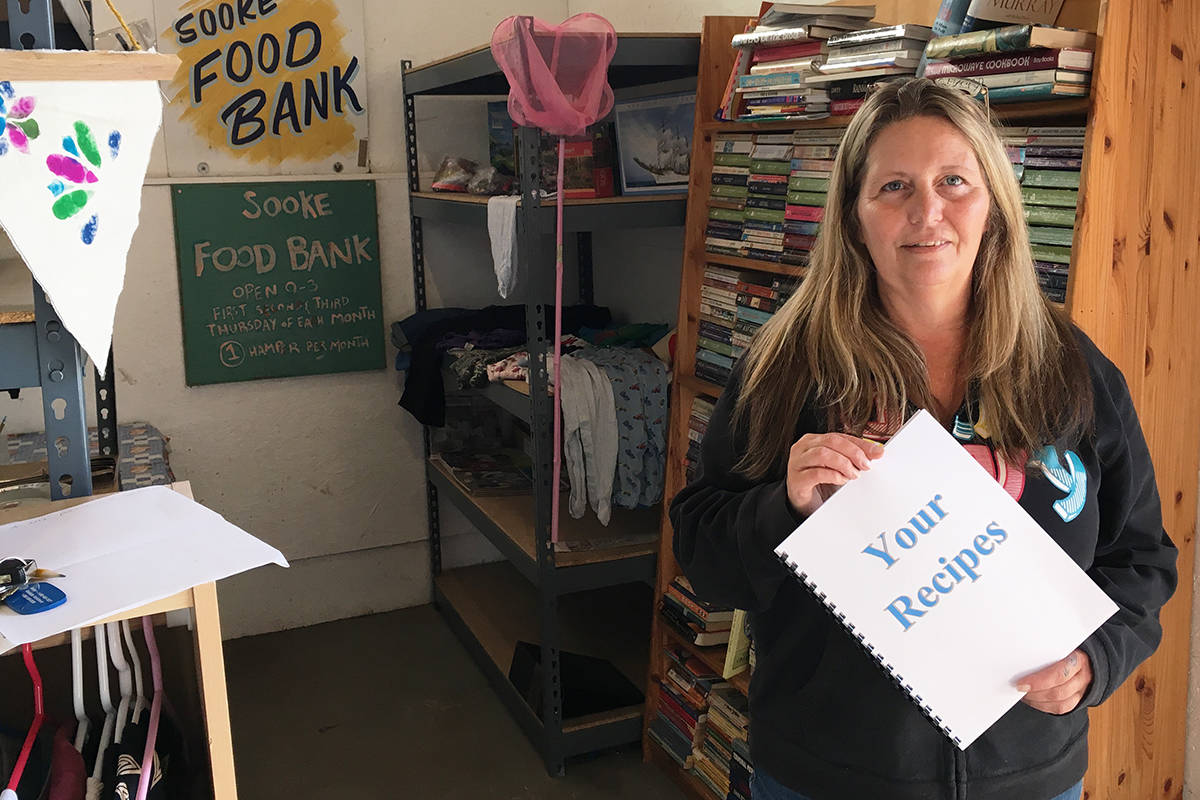 B.C. food bank creates cook book for clients