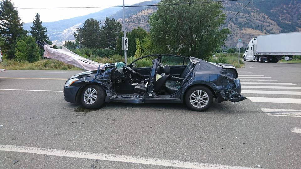 See a crash, snap a pic, face the fine – Langley Advance Times
