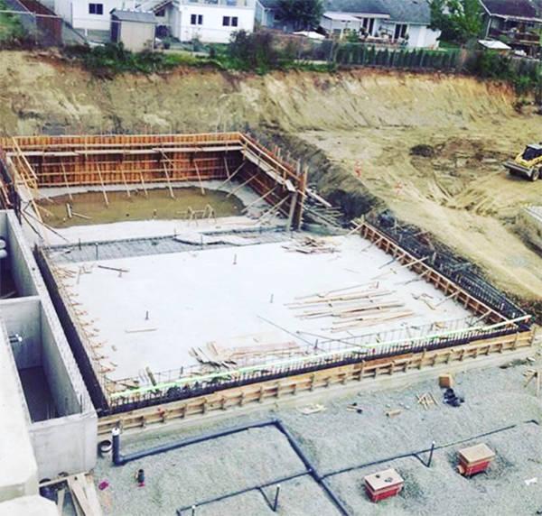 Aldergrove rec centre takes shape