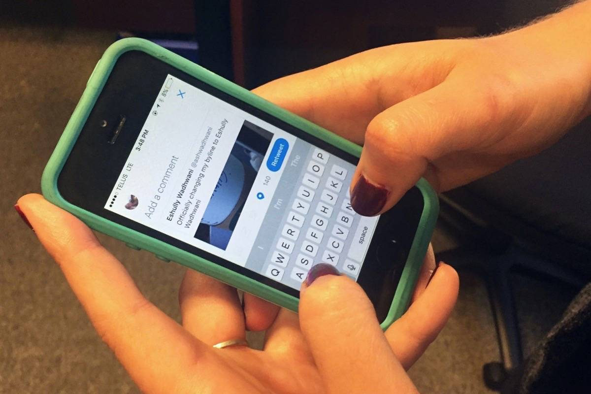 Double the fun: Twitter unveils 280-word character limit