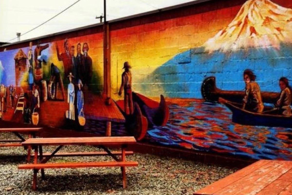 Gasoline Alley mural painted over following dispute