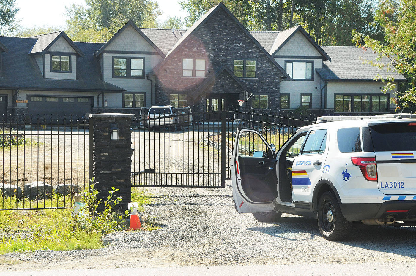 Two teens arrested two at large after langley home for Langley home