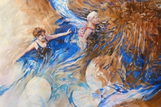 Image by Don Portelance, one of the artists showing at the Fort Gallery from Oct. 11 to 29. Submitted image