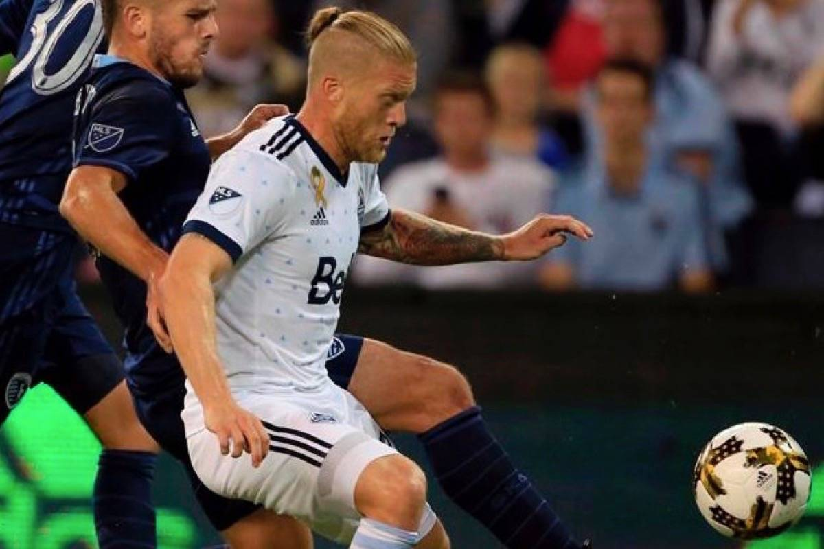Vancouver Whitecaps clinch MLS playoff spot