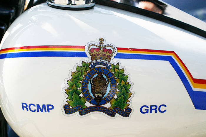 Mission RCMP have arrested a man after he stole a police car.