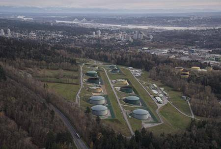 Kinder Morgan appeals to energy board over permit delays for pipeline expansion