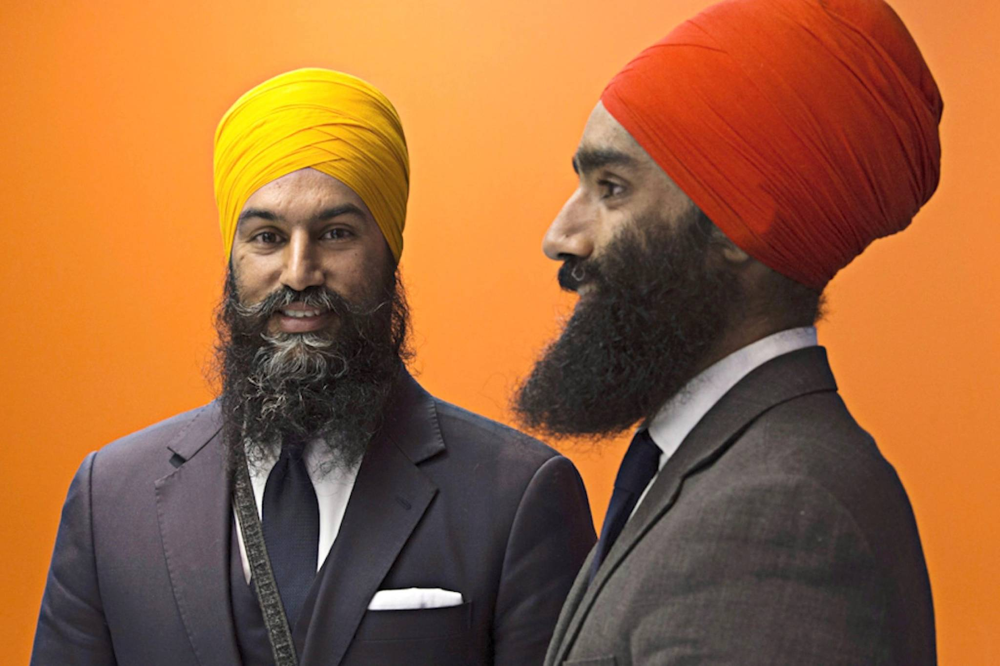 VIDEO: NDP launches charm offensive with Jagmeet Singh as it kicks off leader's tour