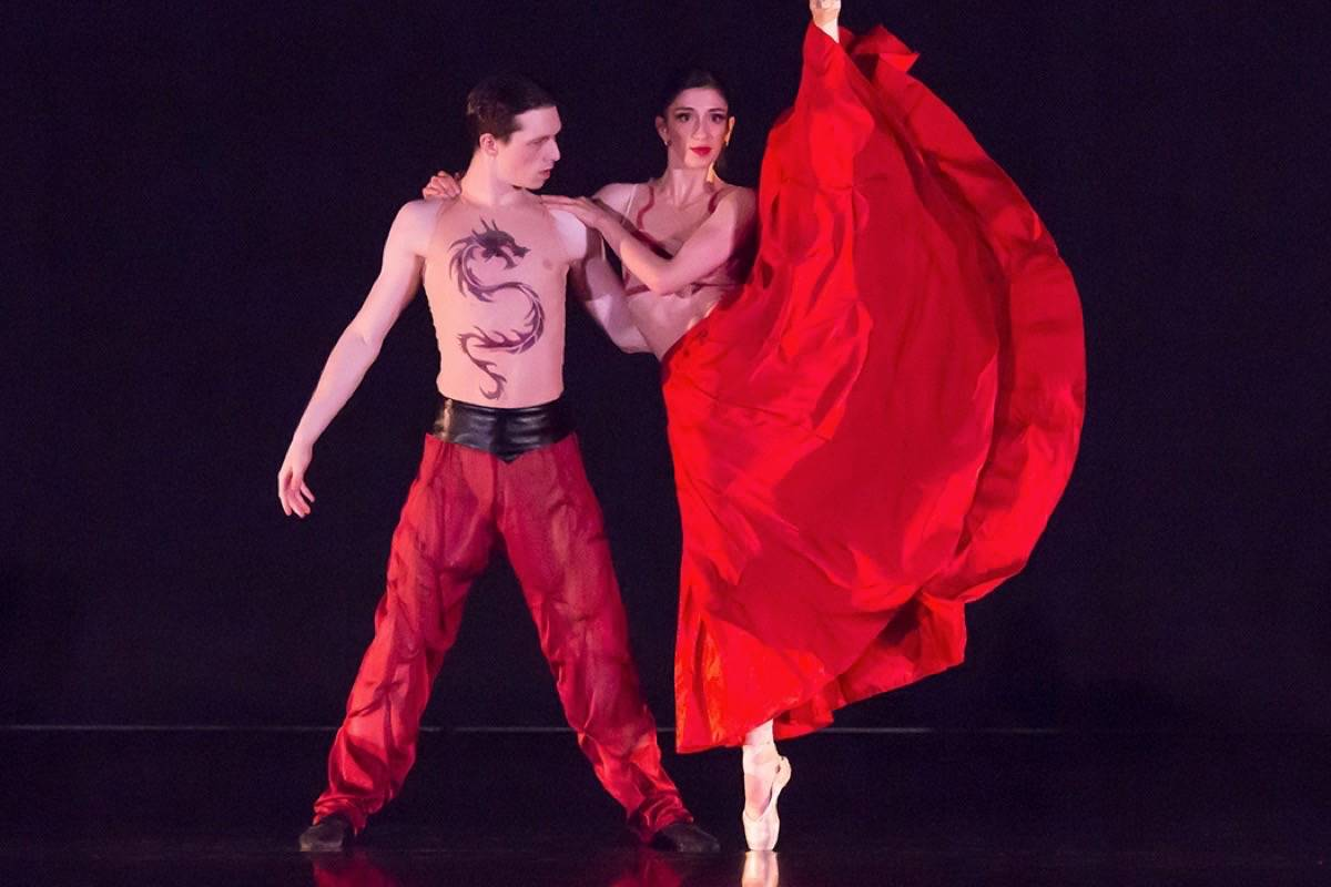 Ballet Victoria became the subject of controversy this week when it was revealed a staff member had been investigated for allegedly taking nude photographs of students. (Black Press file photo)