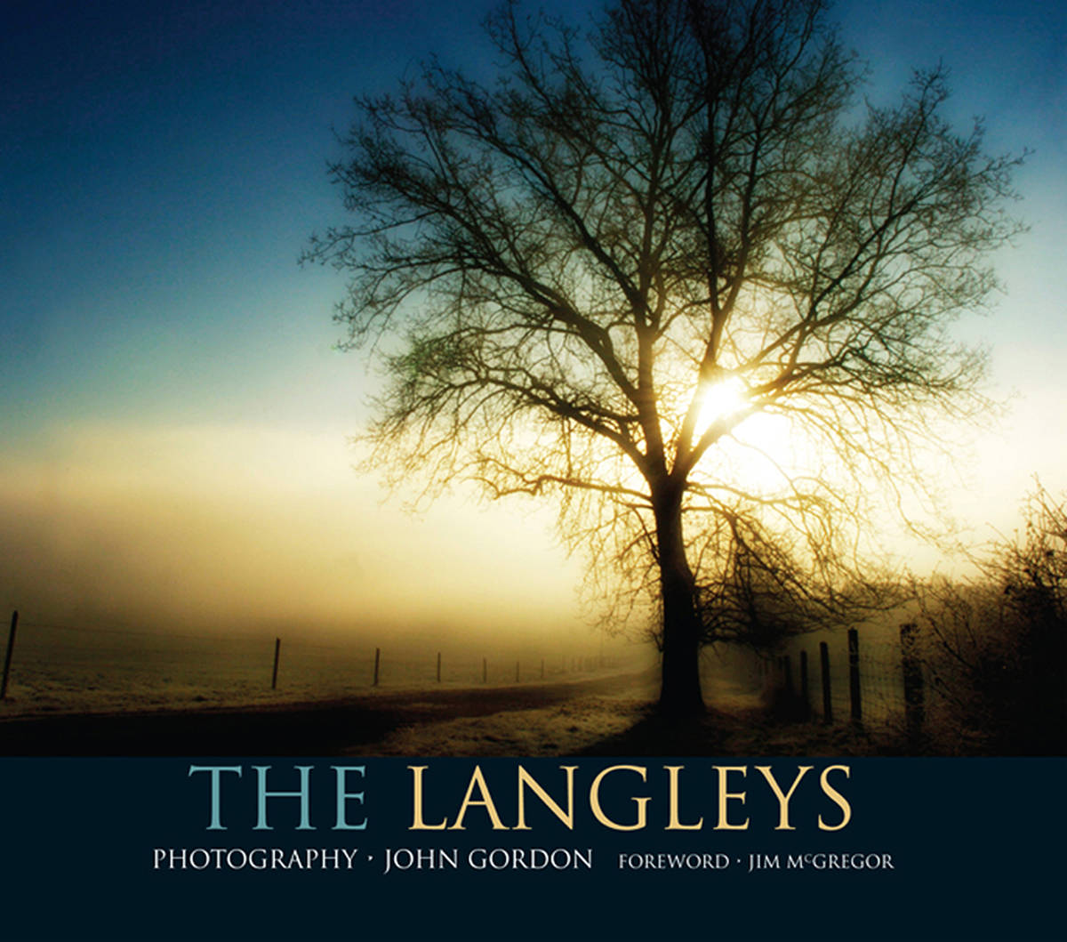 A book capturing the beauty of Langley in photographs is flying off the shelves
