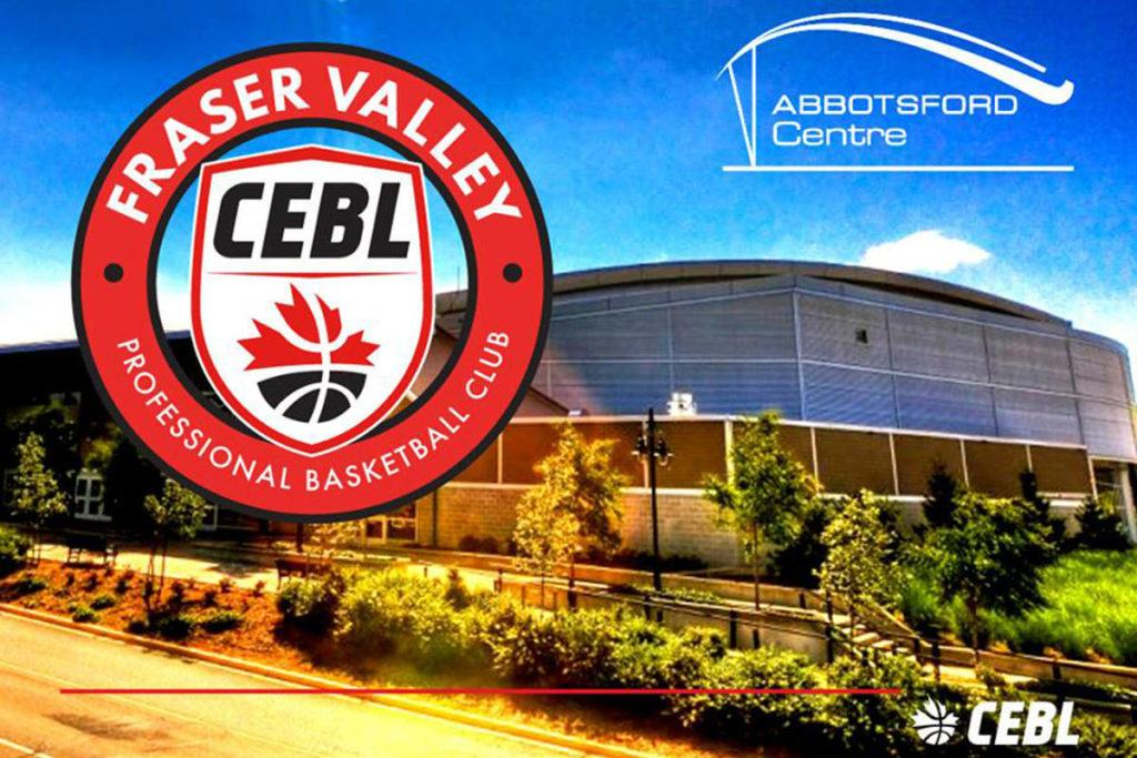 Abbotsford and the Fraser Valley has been announced as the second team in the new Canadian Elite Basketball League.