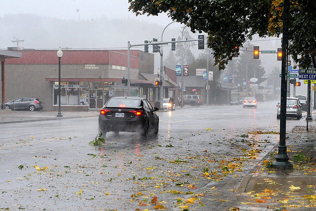 UPDATE: Wind, snow and rain on the way for B.C.'s south coast