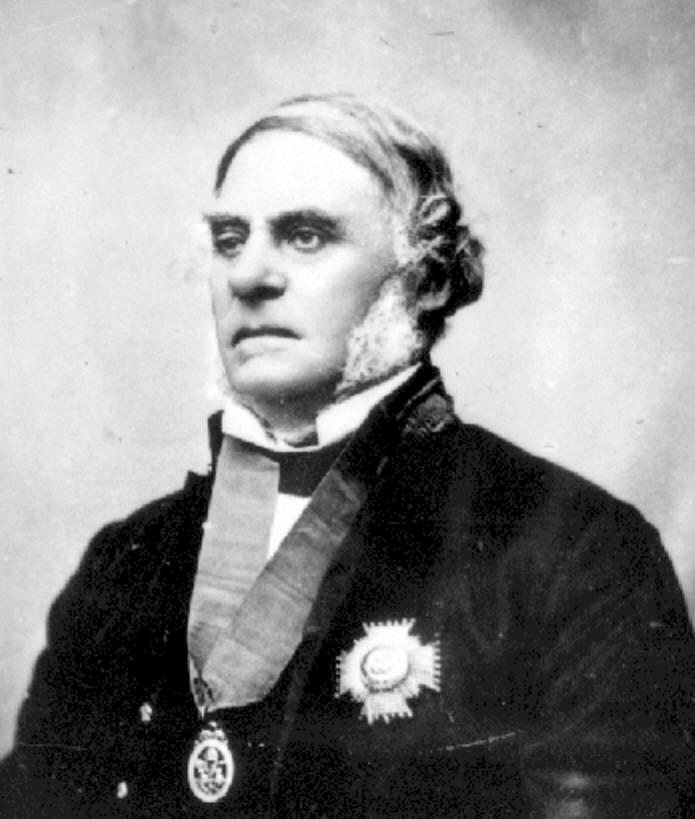 Sir James Douglas.