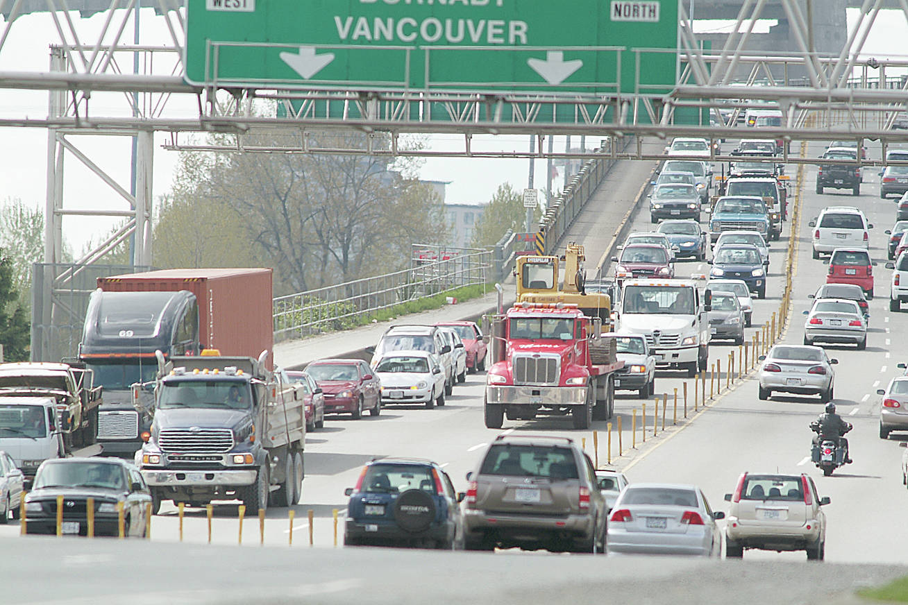 Average B C  commute is 26 minutes: census – Langley Advance