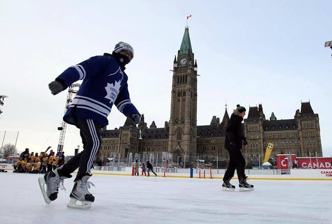 Canada 150 ends on a cold note for much of the country