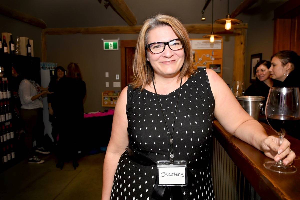Charlene Delmaestro, winner of the 2017 Total Makeover Challenge in Langley, said the program transformed her life by reminding her to take time for herself. Miranda Gathercole Langley Times
