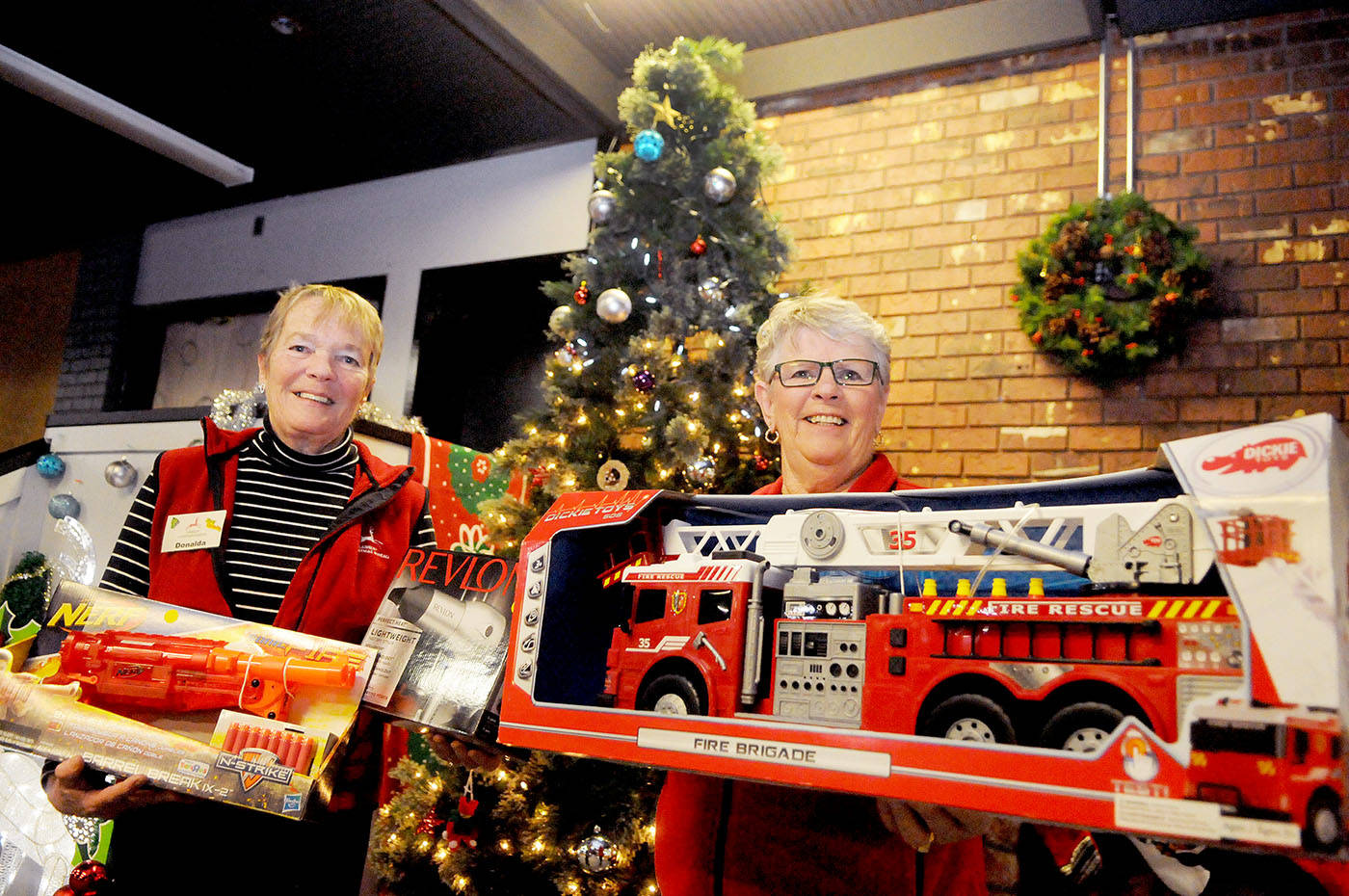 Bureau makes Christmas happen for families in need