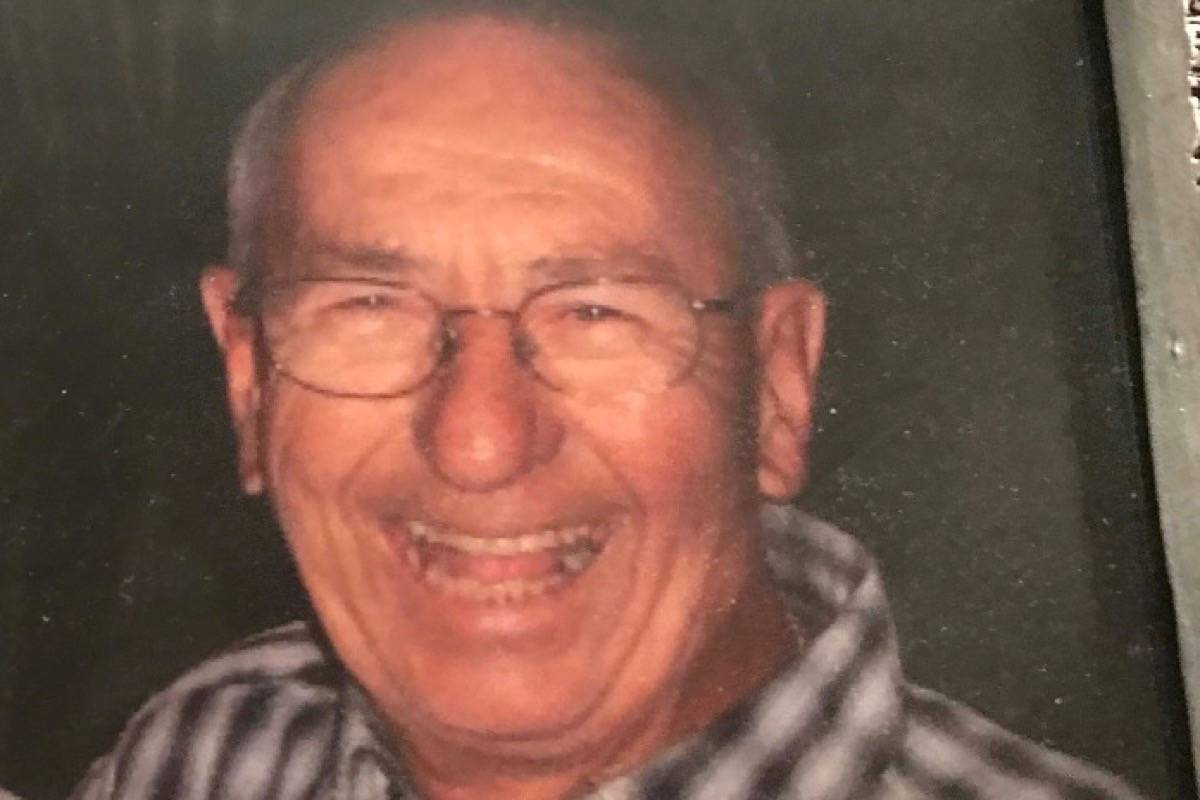 Harry Mulek is 89 years old. He has been missing since Thursday night (Nov. 30). (Surrey RCMP)