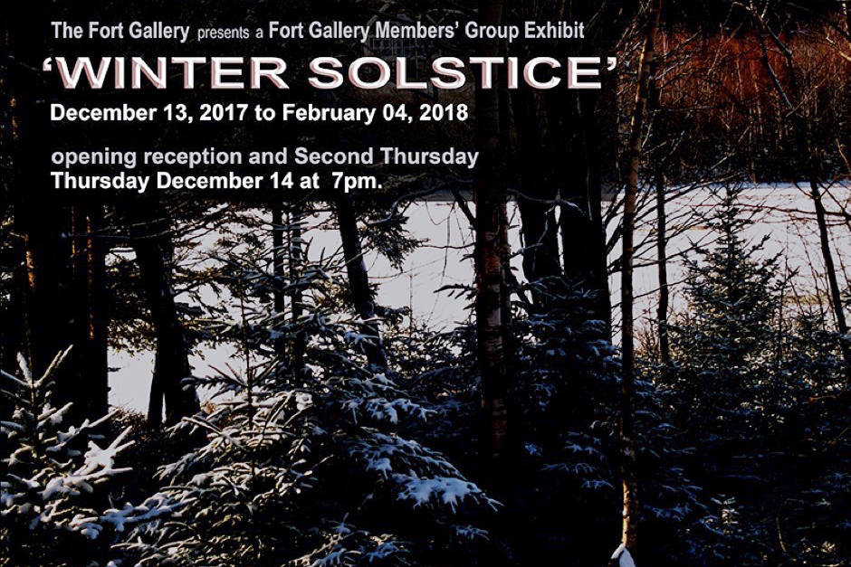 Fort Gallery celebrates 'Winter Solstice'