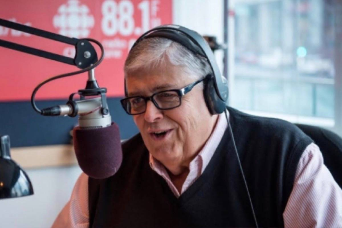 Rick Cluff, CBC Vancouver morning host, to retire after 41 years