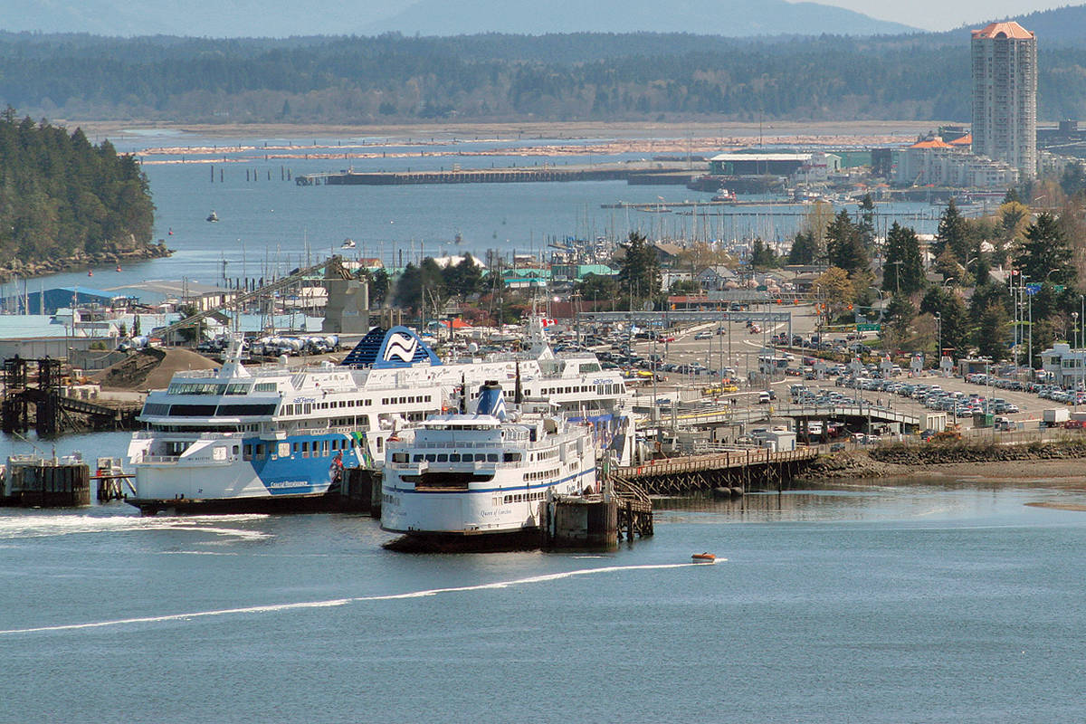 B.C. Ferries is making changes to sailing schedule in the new year, including new sailing times for ferries in and out of Nanaimo's Departure Bay ferry terminal. (NEWS BULLETIN file).