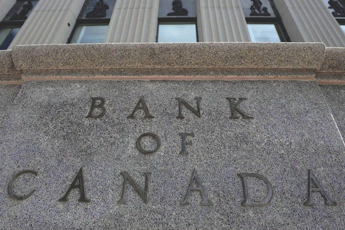 The Bank of Canada building is pictured in Ottawa on September 6, 2011. The Bank of Canada is defending itself amid questions about its public silence ahead of an interest-rate increase last week that caught many analysts by surprise. File photo by THE CANADIAN PRESS