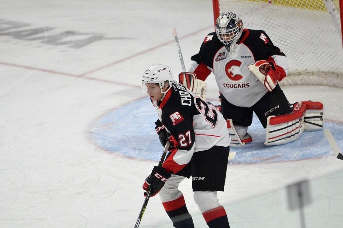Cholowski chosen for Hockey Canada selection camp