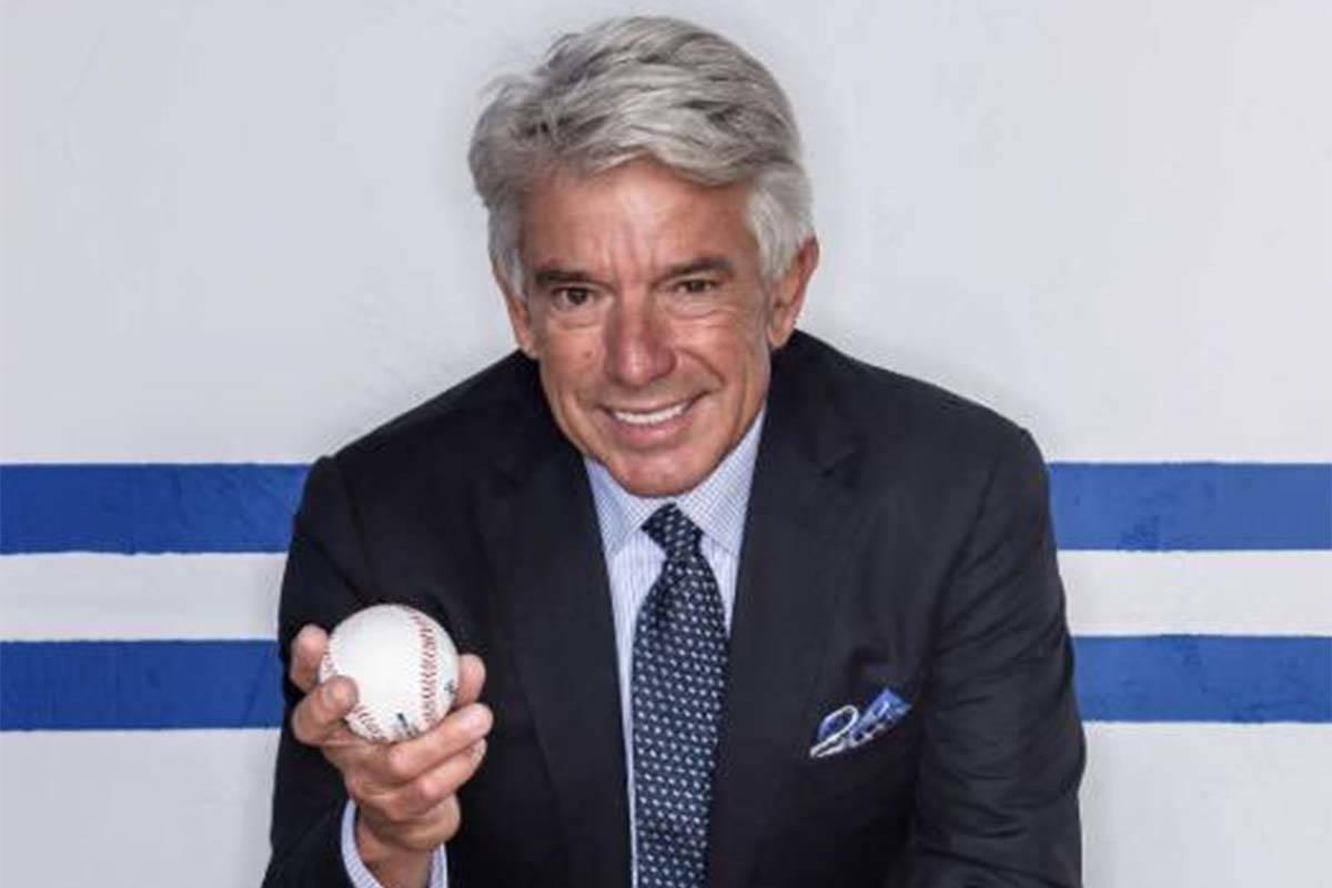 Buck Martinez is the new keynote speaker for the UFV Cascades baseball fundraiser event on Feb. 10.
