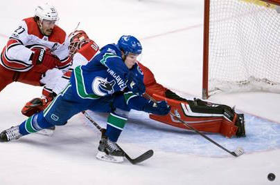 Canucks forward Bo Horvat out up to six weeks with right foot fracture
