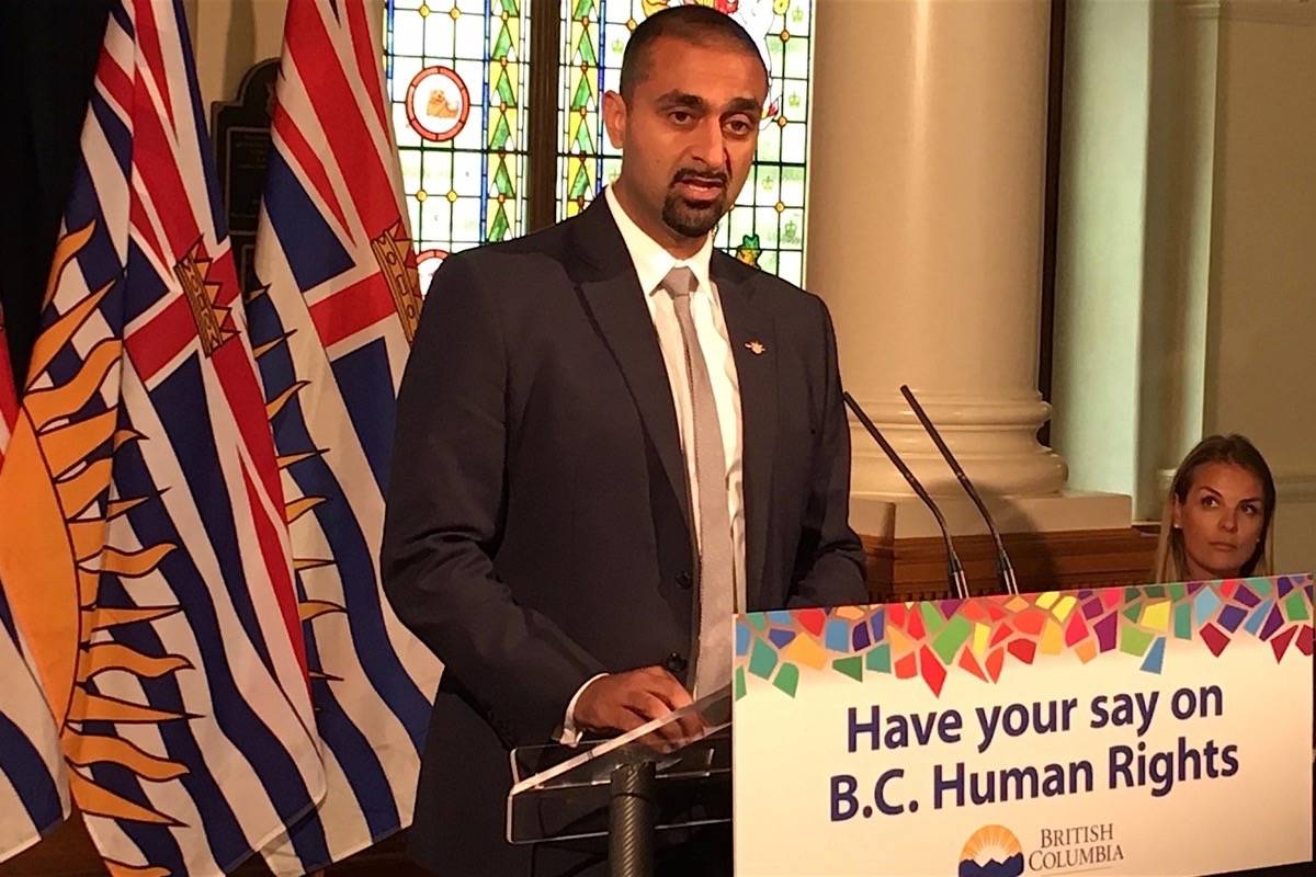 Gender, Indigenous, immigrant issues priorities for B.C. human rights commission: report