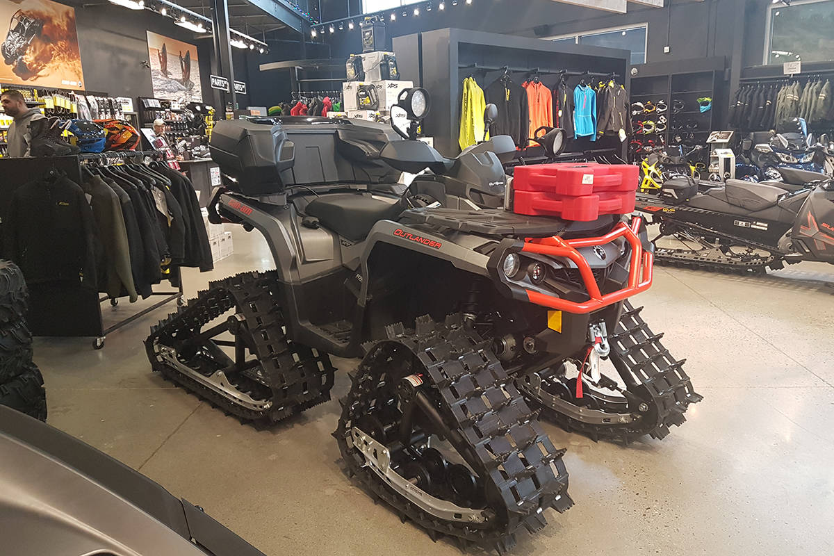 Snowmobiling in avalanche country: what you need to know to stay safe