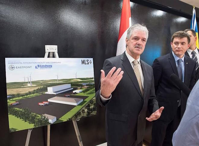 Canada's only commercial spaceport hopes to launch 12 rockets per year