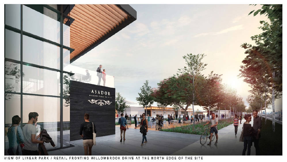 Township issues development permit for Willowbrook Shopping Centre expansion