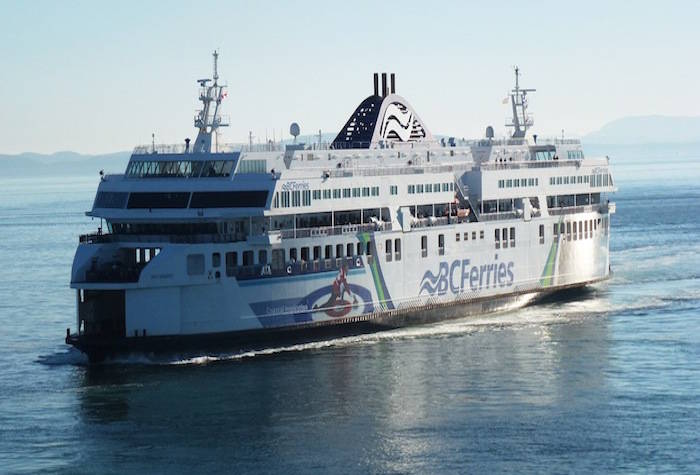 BC Ferries adds extra sailings for Christmas
