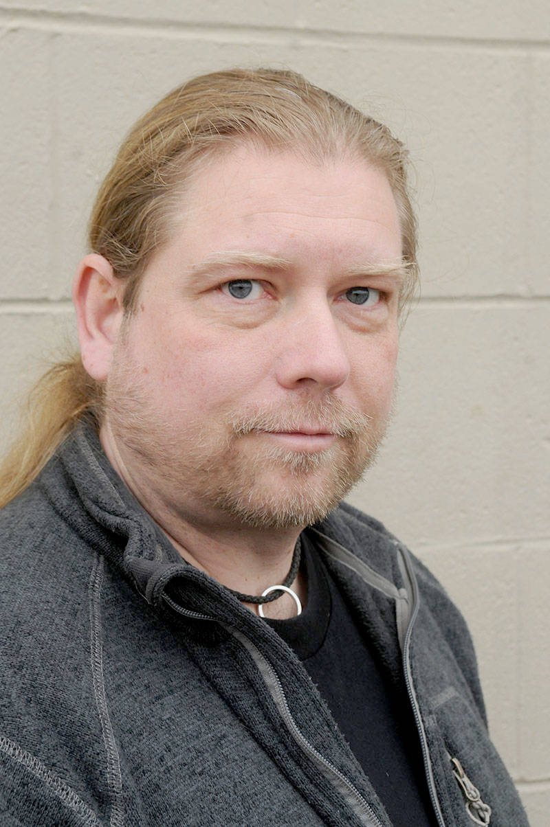 Fraser Holland has been an outreach worker helping Langley's homeless since 2006.                                 Langley Times file photo